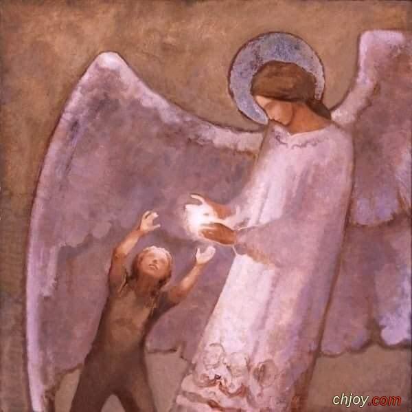 قد يرسل الله لك  شخصاً علي هيئة ملاك