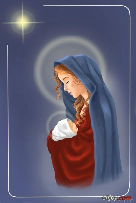 """تشبه """"أمنا القديسة العذراء"""" بالعروس"""